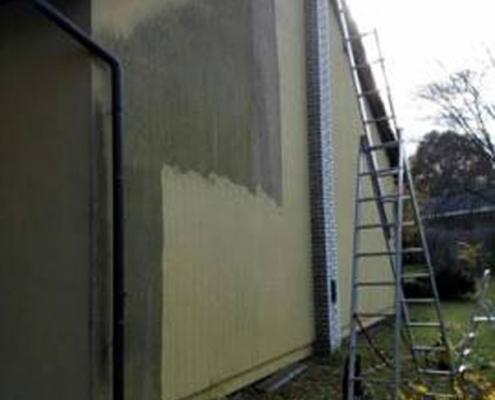 Isokor - Svojpomocné čistenie fasády
