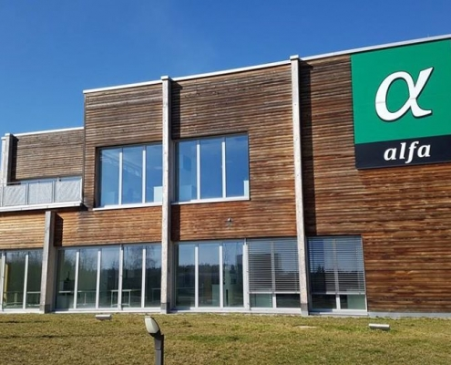 Isokor - Revitalizácia drevenej fasády s nanoochranou v Jihlave